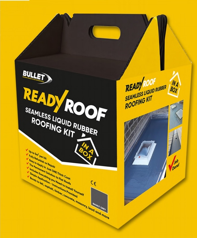 Ready Roof liquid rubber Roofing Kit