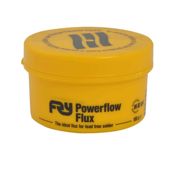 Frys Powerflow Flux Medium – 100g